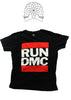 Run DMC band T-shirt -black