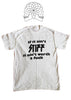 If it ain't STIFF it ain't worth a fuck - Punk T-shirt- Black