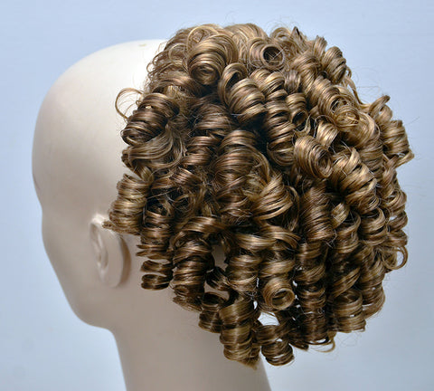 [Large] Dancer's Ringlets Drawstring Wiglet