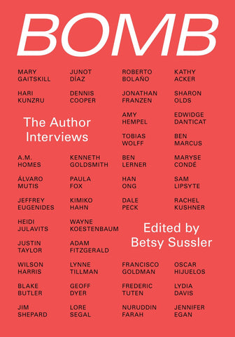 BOMB: The Author Interviews (Hardcover)