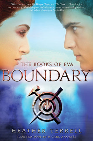 Boundary: The Books of Eva (paperback)