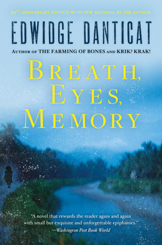 Breath Eyes Memory (paperback)