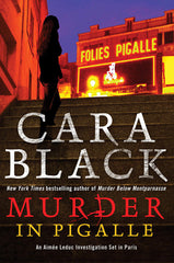 Murder in Pigalle (paperback)