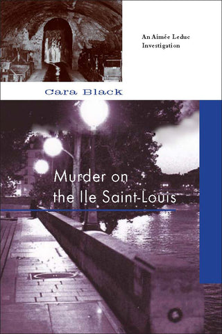 Murder on the Ile St. Louis