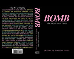 BOMB: The Author Interviews