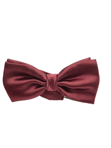 Papillon bordeaux