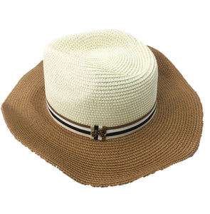 Cappello OUTFIT panama beige