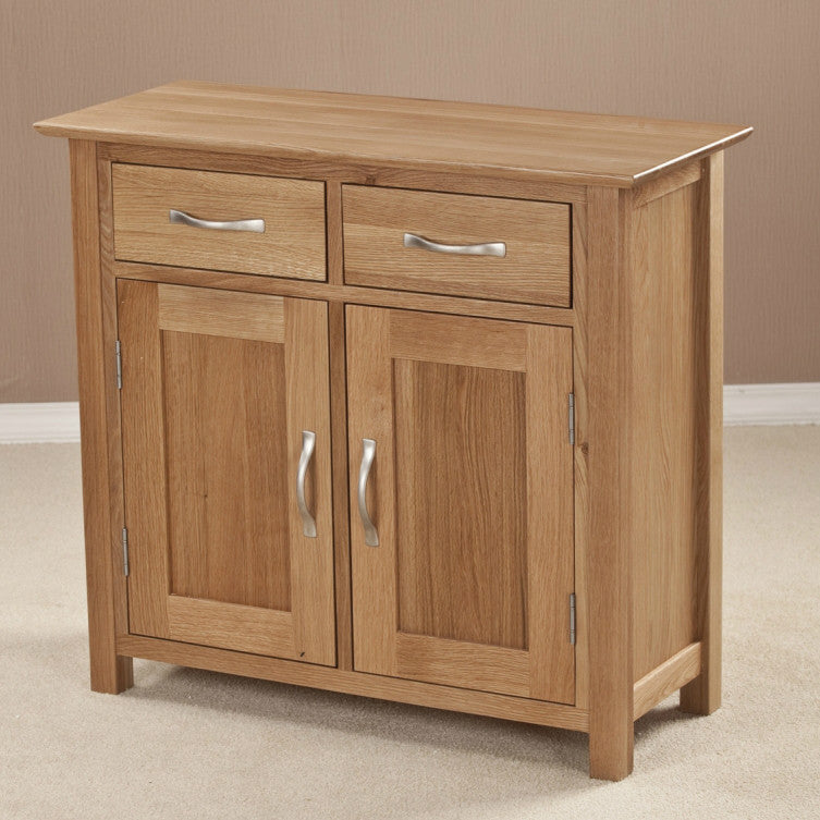 Ashton Oak Small Sideboard from Quarter Furniture - 1