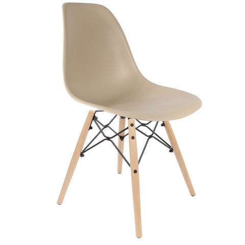 Kaleidoscope Chair Beige