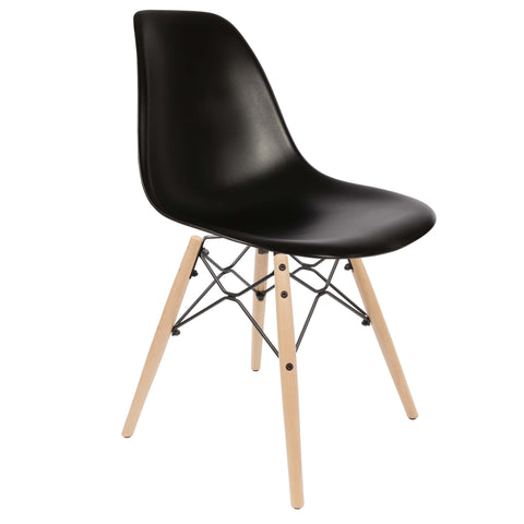Kaleidoscope Chair Black