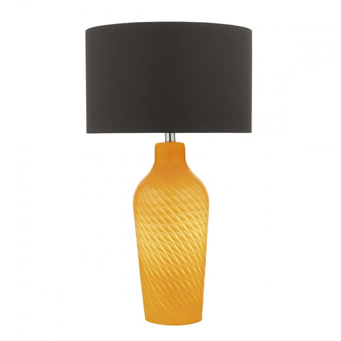 Cibana Yellow Table Lamp