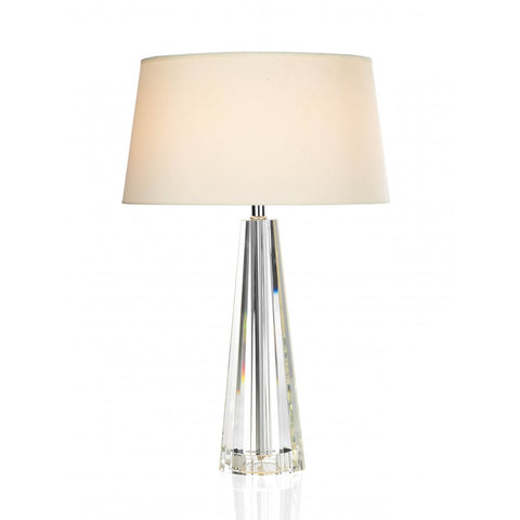 Cyprus Crystal Table Lamp