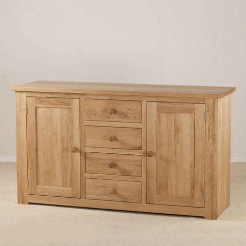 Clifton Oak  Large Sideboard