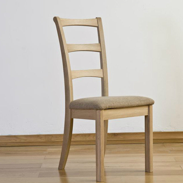 Cotham Oak Chair from Quarter Furniture - 1