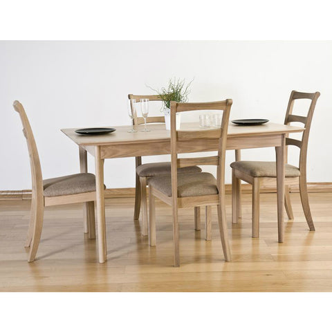 Cotham Oak 150cm Fixed Dining Table