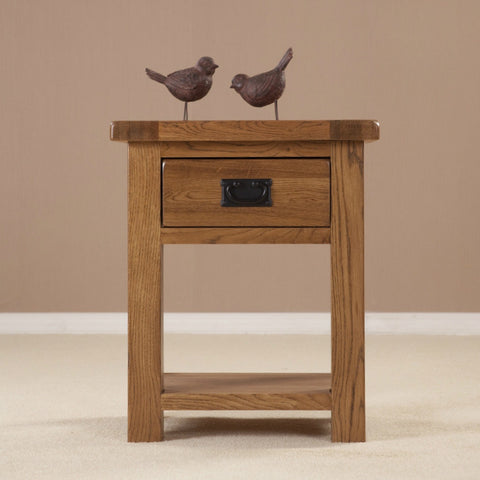 Durdham Oak Nightstand