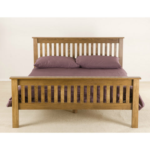 Durdham Oak High Foot Bed