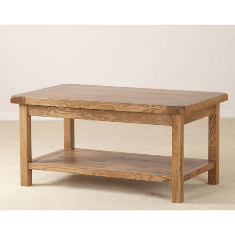 Durdham Oak Large Coffee Table