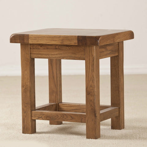 Durdham Oak Side Table