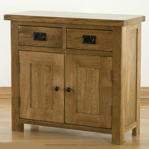 Durdham Oak Small Sideboard *ex display*