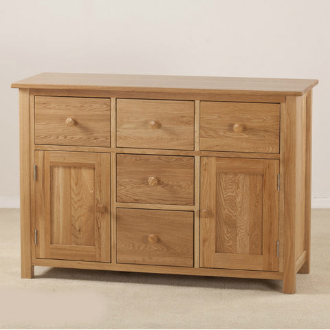 Kingsdown Oak Large Sideboard