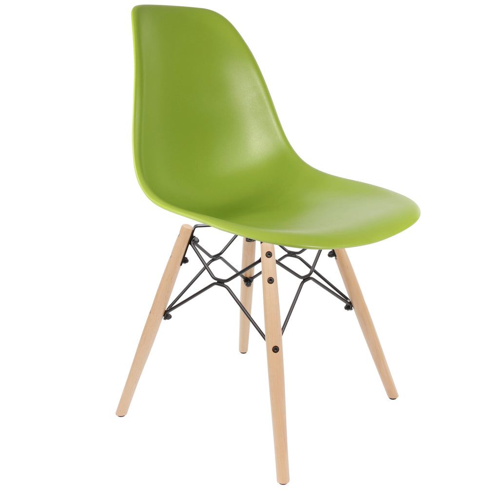 Kaleidoscope Chair Lime from Quarter Furniture