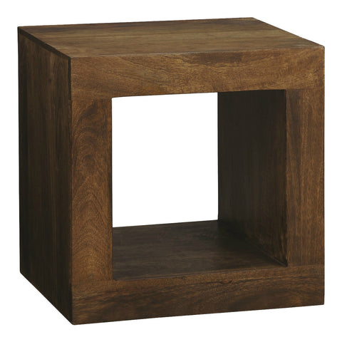 Mango Wood Dark Cube 1.1