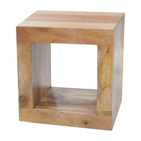 Mango Wood Light Cube 1.1