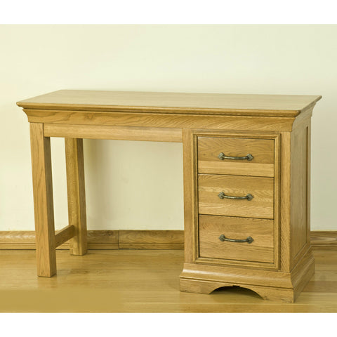 Montpelier Oak Dressing Table