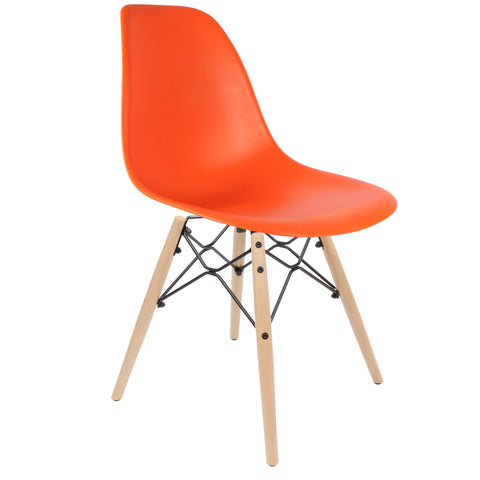Kaleidoscope Chair Orange