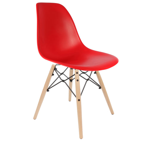 Kaleidoscope Chair Red