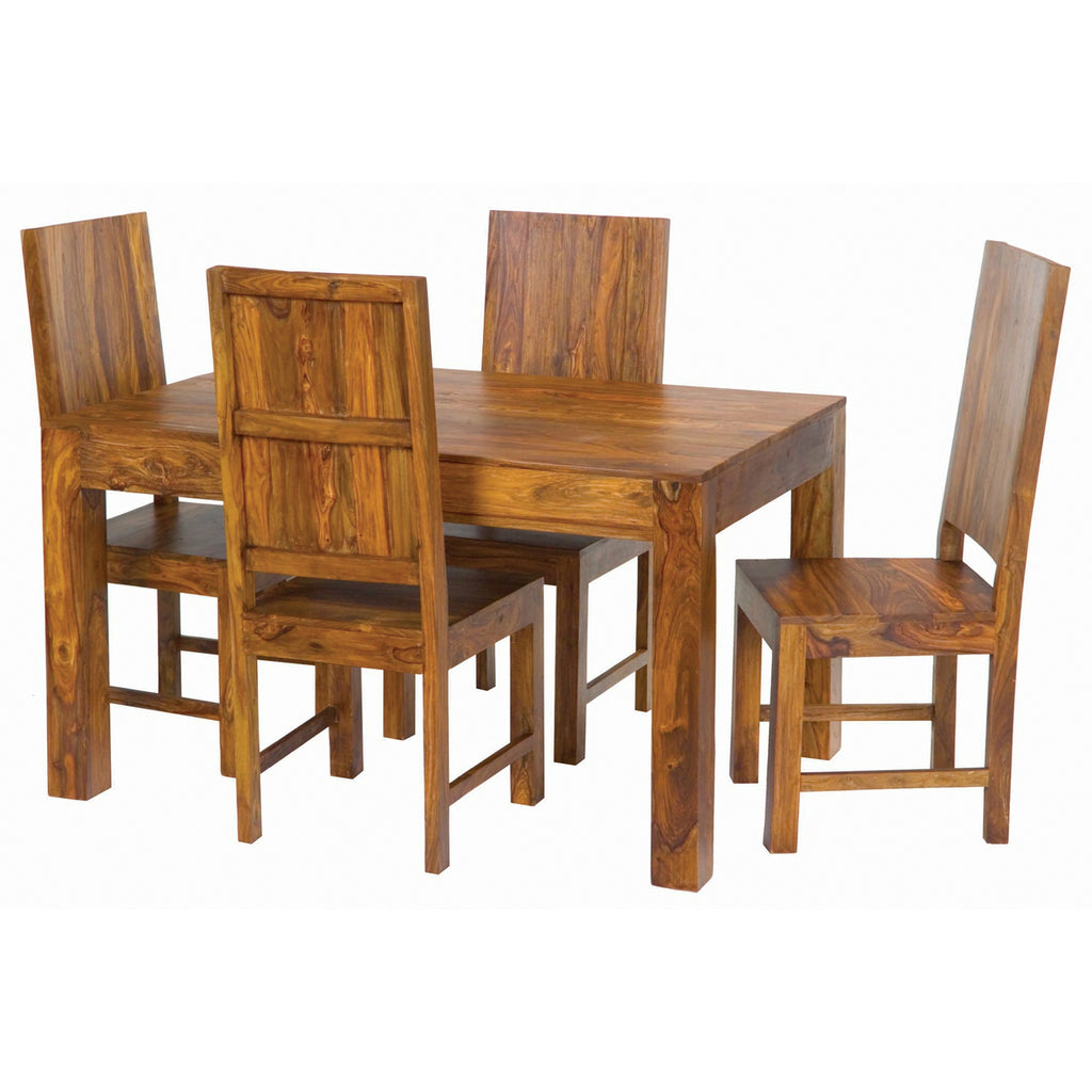 Sheesham 135x90 Dining Table from Quarter Furniture
