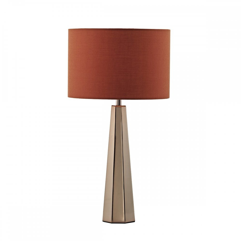 Ultra Copper Table Lamp
