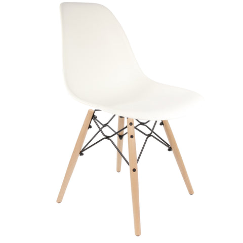 Kaleidoscope Chair White