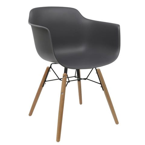 Element Armchair Charcoal