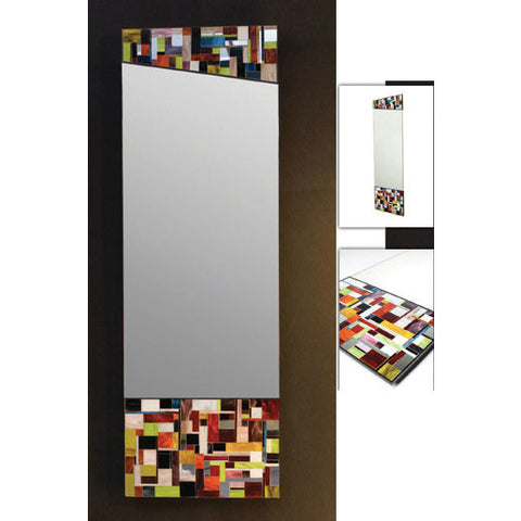Disco Mosaic Mirror