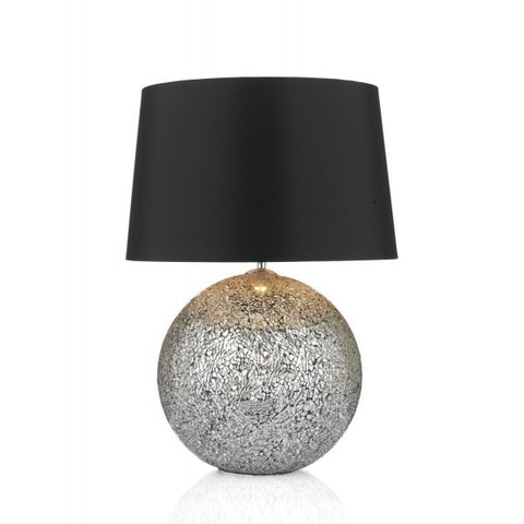 Glitter Ball Table Lamp