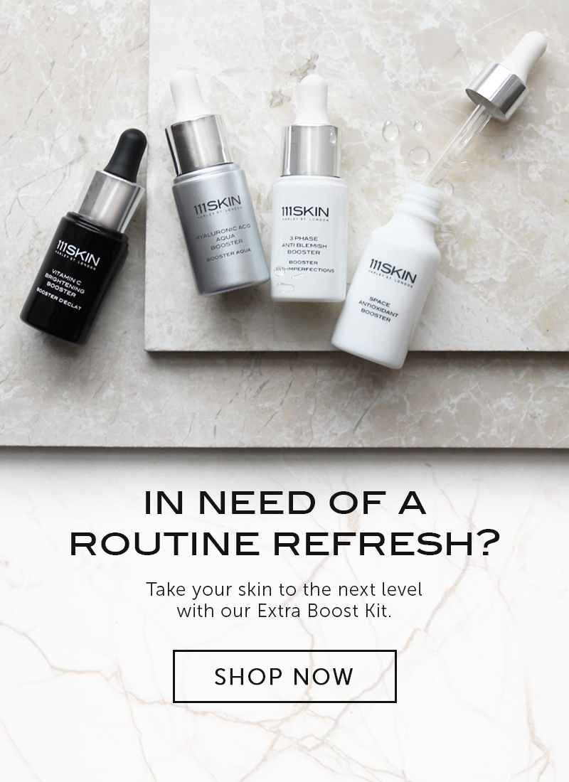 In need of a routine refresh?