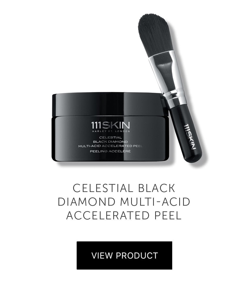 Celestial Black Diamond Multi-Acid Accelerated Peel- Shop now