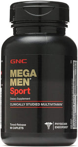 GNC Mega Men Sport, 1