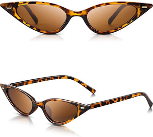 Cat Eye Leopard Sunglasses Retro Cat Eye Sunglasses Leopard Sunglasses for Women