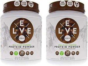 Evolve Protein Powder, Paquete de 2, 2