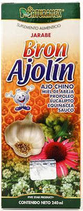 AJOLIN JARABE BRONCO 240 ML NATURAMEX