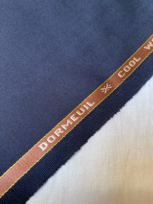 Vintage Dormeuil Fabric for suits #6005