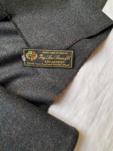 Vintage Loro Piana fabric for suit #6056