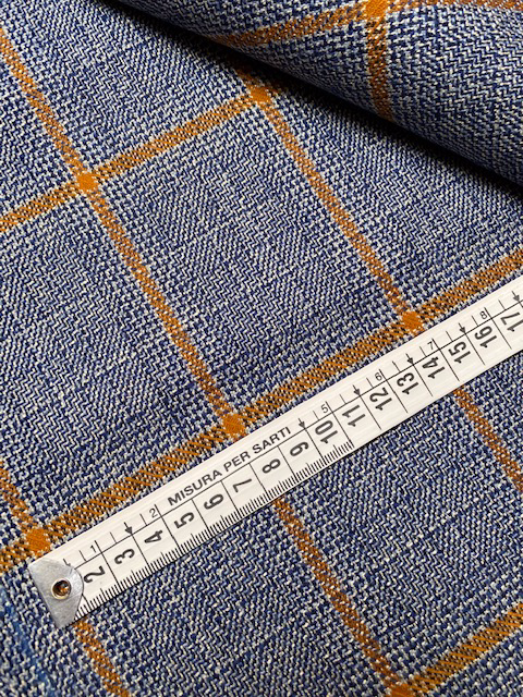 Vintage Zegna fabric for jacket #6065