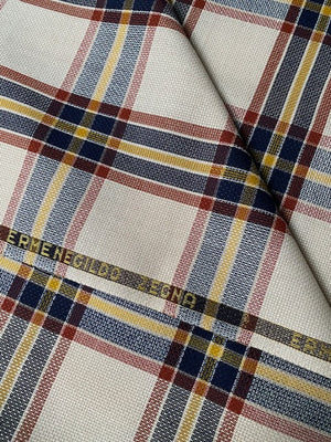 Vintage Zegna fabric for jacket #6087