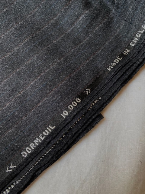 Vintage Dormeuil Fabric for suit  #6011