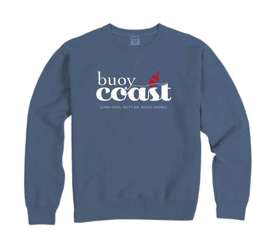 Fort Gorges Crewneck Sweatshirt