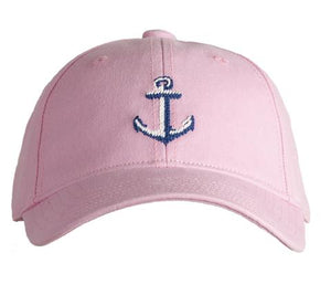 Peaks Island Kids Needlepoint Baseball Hat